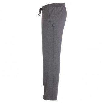 Herren Jogginghose, elastisch von Authentic Klein Grau meliert | 36 kurz