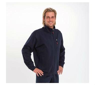 Hochwertige Herren Trainingsjacke von Authentic Klein. Bis zu 10x XL lieferbar! marine | 52
