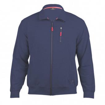 Hochwertige Herren Trainingsjacke von Authentic Klein. Bis zu 10x XL lieferbar!